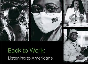 The Carnegie Corporation's Back to Work: Listening to Americans