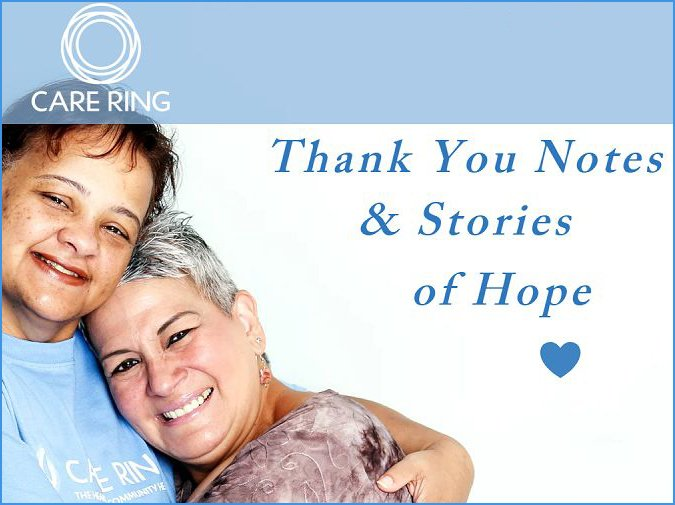 Care Ring NC shares stories of hope