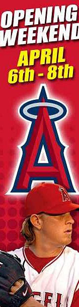 Angels Opening Day 2012