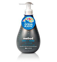 Method Dish + Hand Wash - Ocean Plastic Bottle