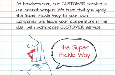 The Super Pickle Way